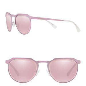Brand New Emporio Armani Metal Pink Sunglasses